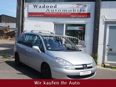 gebraucht Peugeot 807 2,0 HDI Platinum Pullman