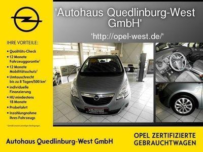 gebraucht Opel Meriva B 150 Jahre