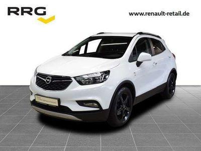 gebraucht Opel Mokka X 1.4 Turbo 140 INNOVATION Winterräder au