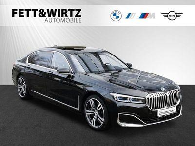 gebraucht BMW 750L i xDrive Limousine