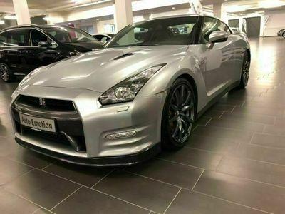 käytetty Nissan GT-R Black Edition 1.Hand! Originaler Zustand!