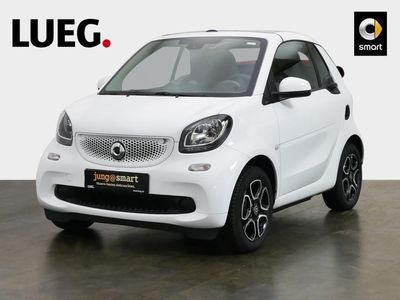 gebraucht Smart ForTwo Cabrio 66kW passion Cool u. Audio