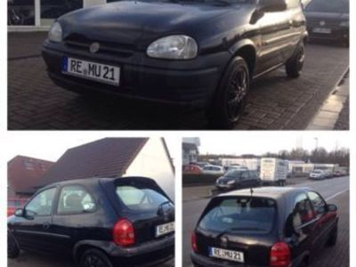 verkauft opel corsa 1 0 steuerkette gebraucht 2000 km in recklinghausen. Black Bedroom Furniture Sets. Home Design Ideas