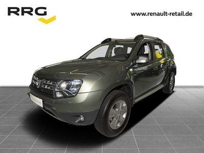 gebraucht Dacia Duster 1.6 16V PRESTIGE 4x4 Leder, Navi, Klima,