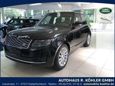gebraucht Land Rover Range Rover 3.0 SDV6 Vogue ACC,AHK,STANDHEIZUNG