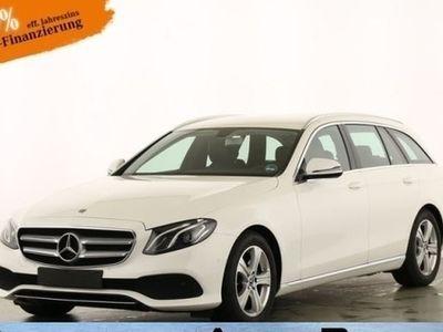 gebraucht Mercedes E200 2x Avantgarde LED RFK SpiegelPkt Totwink