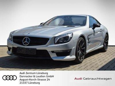 gebraucht Mercedes SL63 AMG AMG Roaster Alu Comand Keramik Nachtsicht