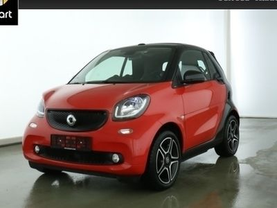 gebraucht Smart ForTwo Cabrio 52kW prime BRABUS DCT cool&Audio