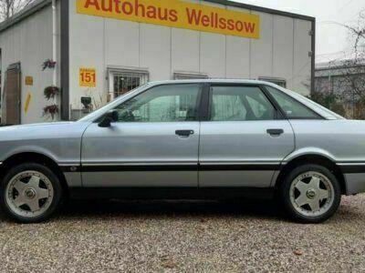 gebraucht Audi 90 2.0 Typ 81 H-Kennzeichen Liebhaberzustand