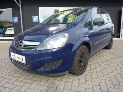 gebraucht Opel Zafira B 1.6 Selection Klima