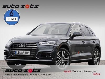 gebraucht Audi Q5 S line 55 TFSI e quattro S tronic, S Line, Matrix, Sta