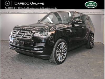 gebraucht Land Rover Range Rover 4.4L SDV8 AUTOBIOGRAPHY KAMERA+XENON