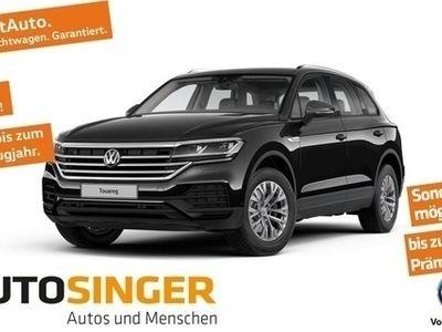 gebraucht VW Touareg 3,0 TDI DSG 4M *AHK*LED*LEDER*NAVI*