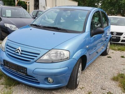 gebraucht Citroën C3 1.4 Exclusive Tempomat