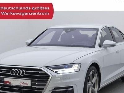 gebraucht Audi A8 55 TFSI UPE 144T€ Sitzbelüftung Standheizung LED RSE