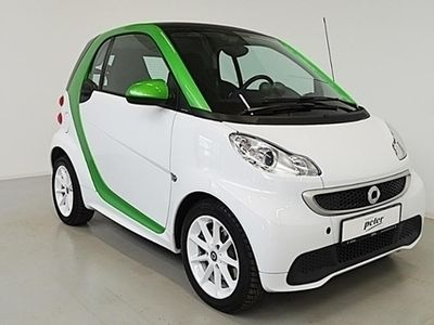gebraucht Smart ForTwo Electric Drive coupé 55 KW Navi
