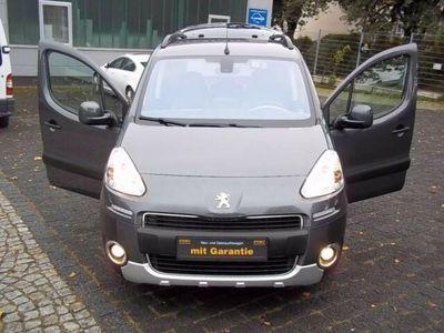 gebraucht Peugeot Partner Tepee Outdoor,Navi,SHZ,PDC,AHK