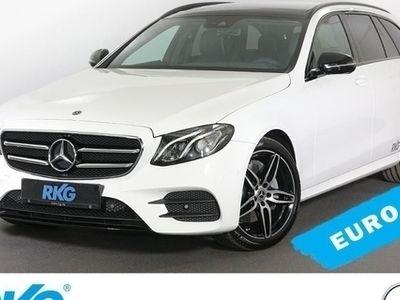 gebraucht Mercedes E300 T AMG*Comand*Pano.-Dach*Spur-Paket*Night
