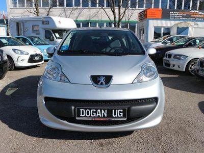 gebraucht Peugeot 107 Filou *Automatik *Klima *8-Fach