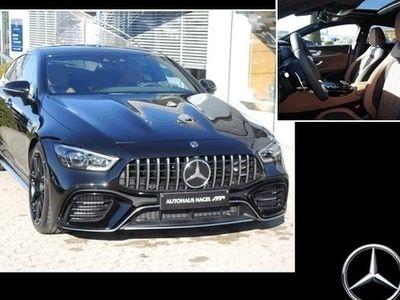 gebraucht Mercedes AMG GT 63S 4M+Standheizung DynamicPlus Servoschl