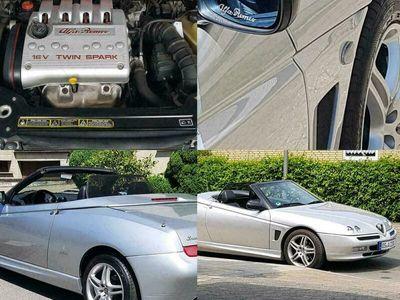 gebraucht Alfa Romeo Spider 916Edizione Sportiva