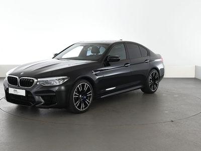 gebraucht BMW M5 xDrive Navi Prof. M Drivers Package Klimaaut.