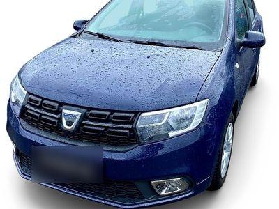 gebraucht Dacia Sandero SanderoII 0.9 TCe 90 eco2 Comfort Easy-R Automa