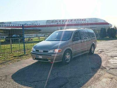 gebraucht Oldsmobile Silhouette 3.4 V6 (TransSport, Sintra) US car