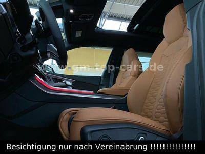 gebraucht Audi RS Q8 Virtual 23 B&O Pano S Sitze Belüftet Abgasa