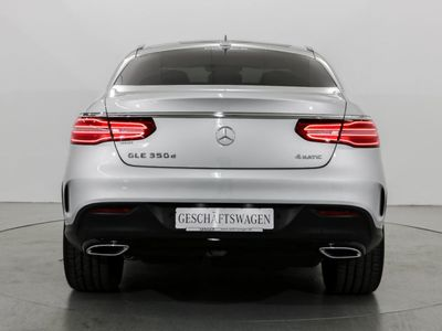 gebraucht Mercedes GLE350 d 4M Coupé AMG Night Airmatic Panorama