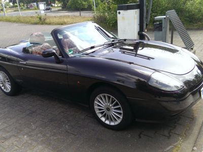 verkauft fiat barchetta 1 8 16v riviera gebraucht 2000 km in wesseling. Black Bedroom Furniture Sets. Home Design Ideas