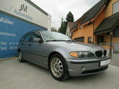 gebraucht BMW 320 Touring 320d/SHD/PDC