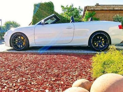 gebraucht Audi RS5 Cabrio, Schalensitze, Keyless, Carbon, B&O, Kamera