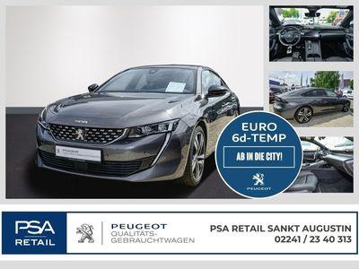 gebraucht Peugeot 508 GT 225 1.6 EAT8 Leder SCHDach Navi FullPark ACC