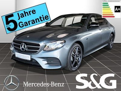 gebraucht Mercedes E300 AMG-Line NIGHT/COMAND/Pano/Multibeam/LM18