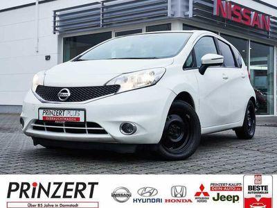 gebraucht Nissan Note 1.5 dci acenta 8-fach Bereift Euro 6, Gebrauchtwagen, bei Autohaus am Prinzert GmbH
