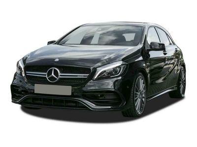 gebraucht Mercedes A45 AMG A 45 AMG4Matic Memory Abgasanl. Harman-Kardon