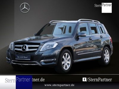 gebraucht Mercedes GLK220 CDI 4MATIC BlueEFFICIENCY Totwinkel +AHK