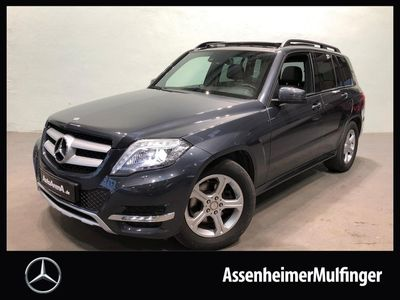 gebraucht Mercedes GLK220 BlueTEC 4matic **COMAND/AHK/Pano/Kamera
