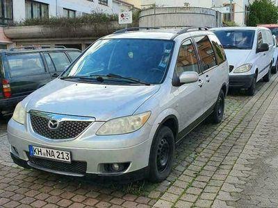 gebraucht Mazda MPV 2.0 Diesel