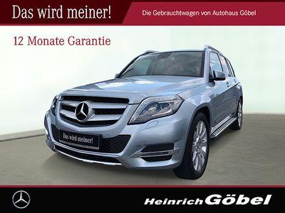 gebraucht Mercedes GLK350 CDI 4MATIC LEDER XENON KAMREA NAVI BURME