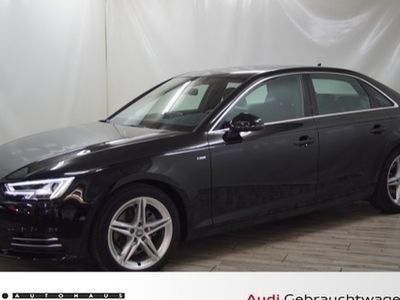gebraucht Audi A4 2.0 TFSI sport S-line+LED+NAVI PLUS+PDC