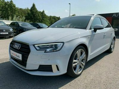 gebraucht Audi A3 Sportback 1,5 TFSI SPORT STRONIC+XEN+NAV+SLIN