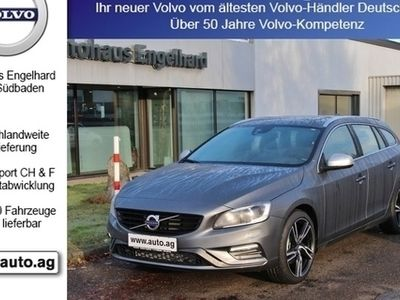 used Volvo V60 D4 R-DESIGN BUSINESS WINTER PANODACH