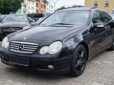 gebraucht Mercedes CL180 C 180 SPORTCOUPE*LEDER+PANORAMA+AUTOM.*