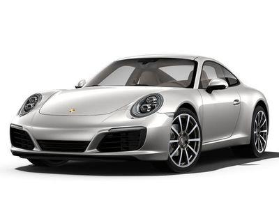 gebraucht Porsche 911 Carrera 991 3.0 Naturleder Klimasitze