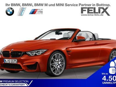 gebraucht BMW M4 Cabriolet Competition Individual 20 Carbon