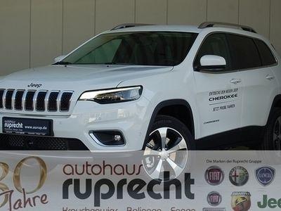 gebraucht Jeep Cherokee Limited 2.2 MJet 195PS *NAVI*4x4*USB*