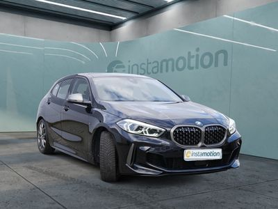 gebraucht BMW M135 M135 iA xDrive NAVI+HUD+LED+WLAN+KEYLESS+SHZ+PDC+