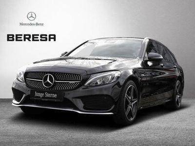 gebraucht Mercedes C43 AMG AMG 4MATIC T-Modell Spur-P. LED AHK Kamera